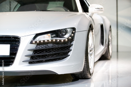 Foto op Plexiglas Snelle auto s german luxury sport car
