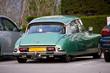 Ancienne voiture française