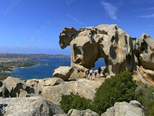 Photo  Roccia dell'Orso Palau