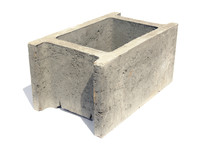 Concrete Shuttering Block