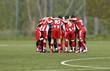canvas print picture - Soccerteam