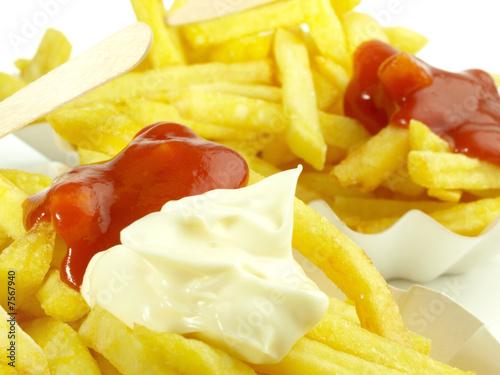 Fotografie, Obraz  Fast Food