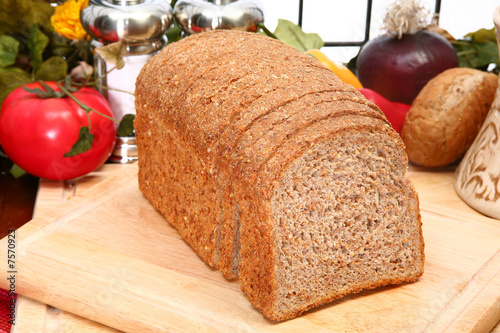 Photo Ezekiel Bread