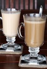 Closeup Of Coffee And Tea