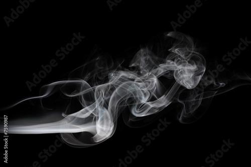 Fotobehang Rook Smoke