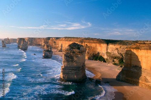 Foto-Leinwand - great ocean road