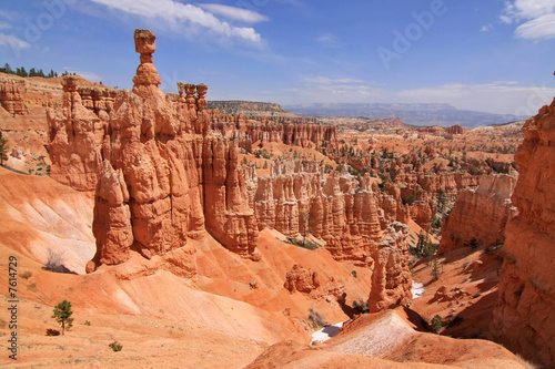 Fotografia Bryce Canyon National Park scenery