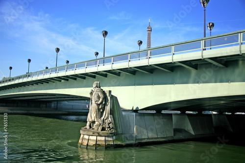 Paris Zouave Du Pont De L Alma Buy This Stock Photo And