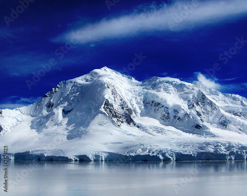 Door stickers Antarctic antartica revealed