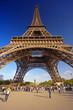 Leinwandbild Motiv Paris