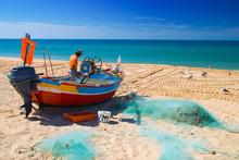 Fishing In The Algarve
