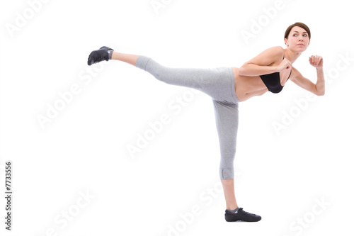 Photo  karate