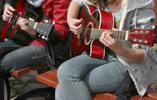 Guitarist Duet
