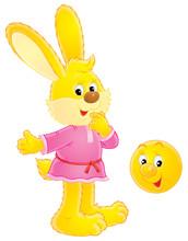 Rabbit And Kolobok