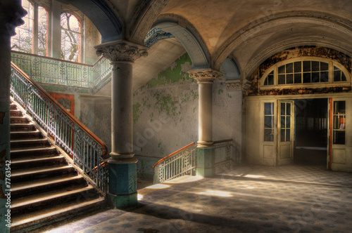 Photo Stands Old Hospital Beelitz Beelitz Heilstätten 3