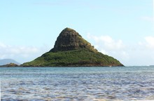 China Man's Hat Island