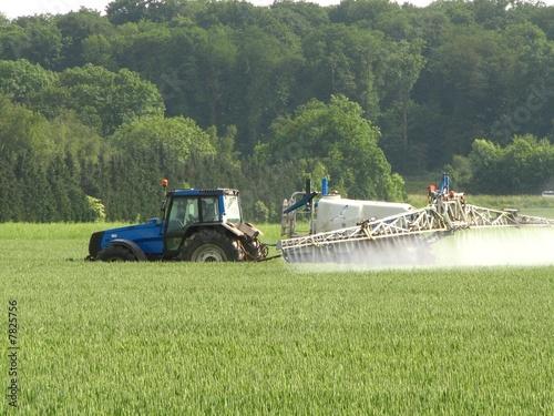 Fotografía  Traitement des blés
