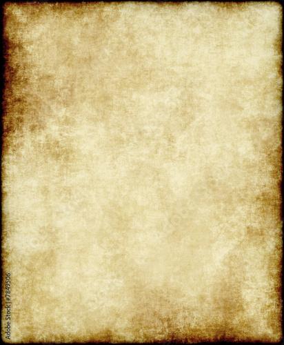 Obraz old paper or parchment - fototapety do salonu
