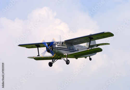 Antonov An-2 Canvas-taulu