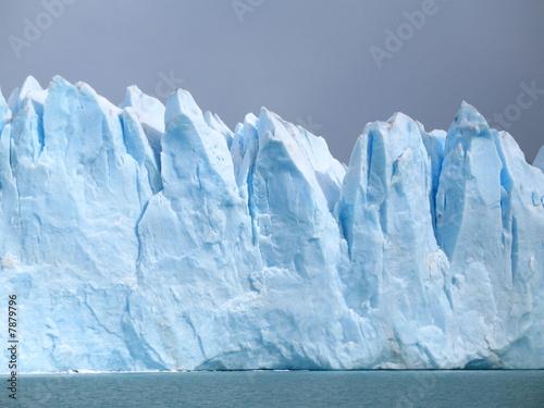 Poster Glaciers Le Perito Moreno