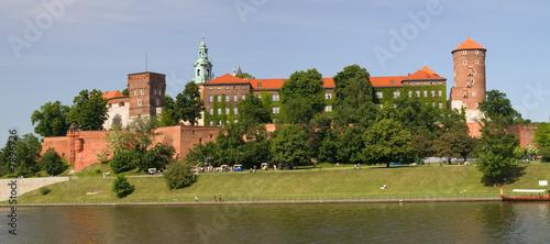panorama-zamku-na-wawelu-w-krakowie