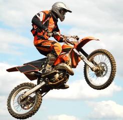 Fototapeta Motor mx rider
