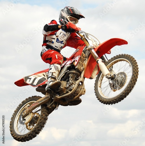 In de dag Motorsport motocross