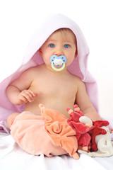 bébé tetine