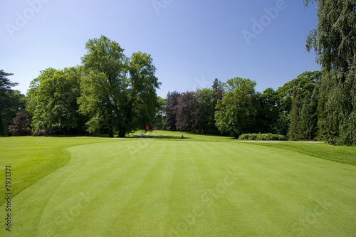 Fotografija golf course