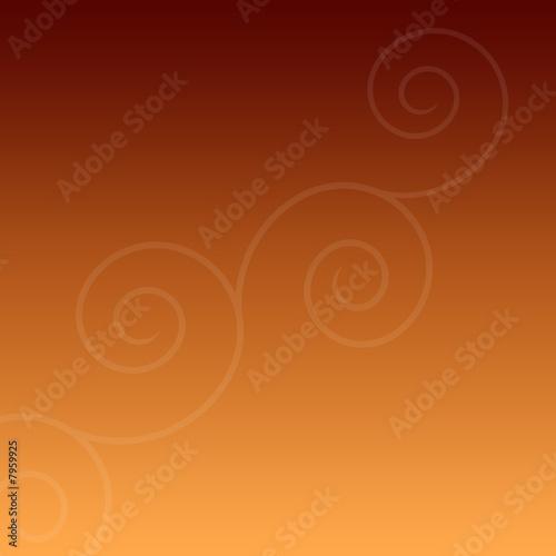 Orange Hintergrund – kaufen Sie diese Illustration und finden Sie ...