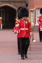 Garde De La Reine D'angleterre