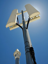 Dual Panel Telecommunication Antennas