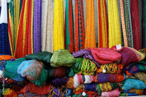 Colorful Mexican Hammocks