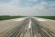 Flughafen Landebahn