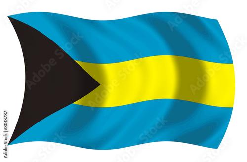 Photo Bandera de Bahamas