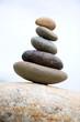 Zen like stones