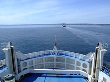 Helsingborg Car Ferry Boat 02