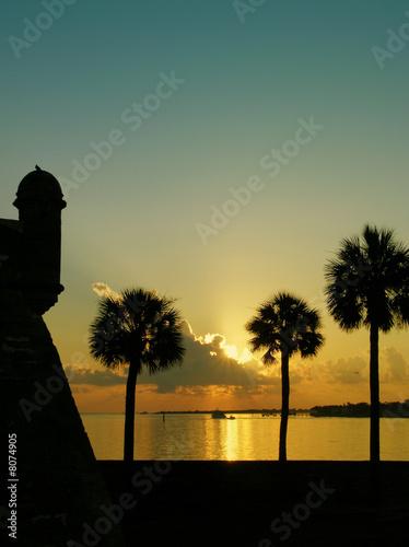 Photo St. Augustine Sunrise