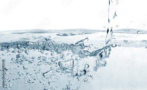 canvas print motiv - daniel rajszczak : Splash water
