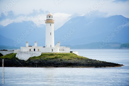 Lighthouse, Oban, Scotland