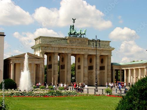 Keuken foto achterwand Berlijn Brandenburger Tor