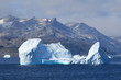 Eisberg vor Grönland