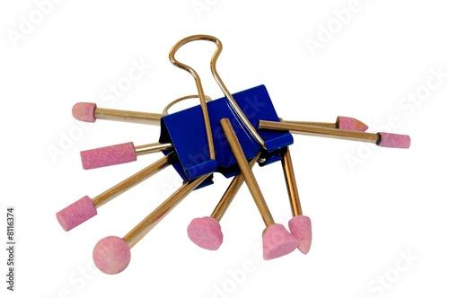 Fotografie, Obraz  Mini drill tools