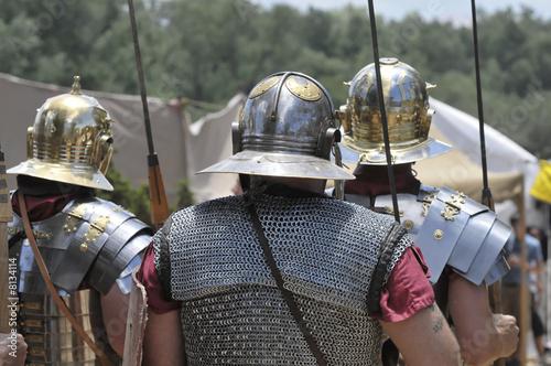 Fotografie, Obraz  Roman Legionnaires