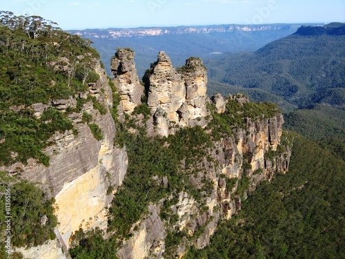 Photo  Three Sisters, Blue Mountains