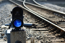 Railway Point Signal Lamp