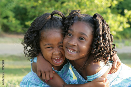 Fototapeta 2 sisters