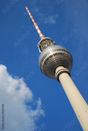 Keuken foto achterwand Berlijn Berlin - Fernsehturm - Alexanderplatz