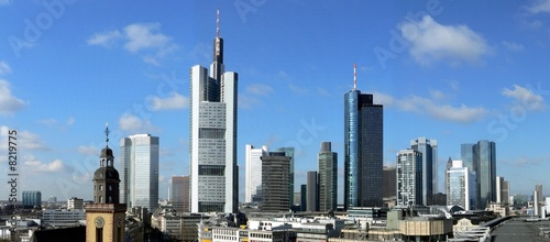 Photo Frankfurt Skyline
