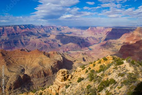 Aluminium Prints Texas grand canyon